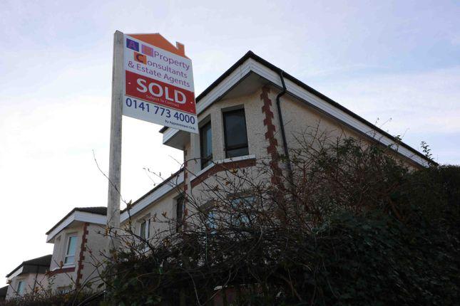 Thumbnail Flat for sale in Liberton Street, Carntyne