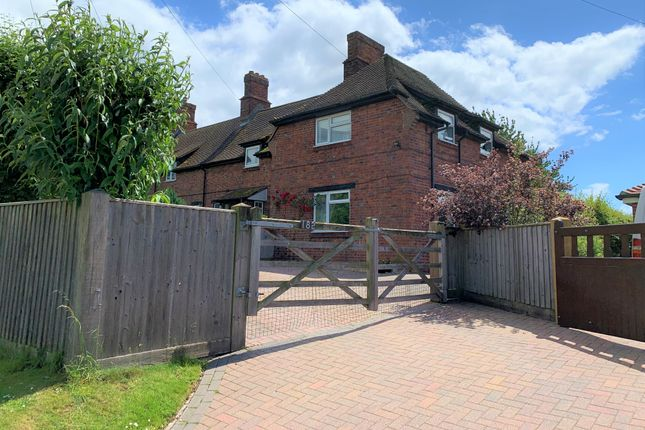Thumbnail Semi-detached house for sale in Crowmarsh Hill, Crowmarsh Gifford, Wallingford
