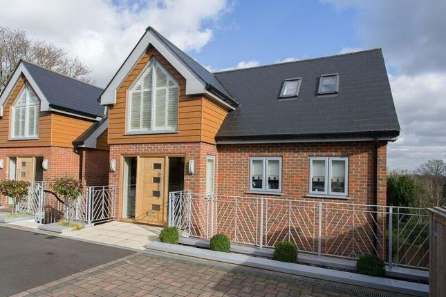 Thumbnail Detached house for sale in Bursledon Road, Hedge End, Southampton