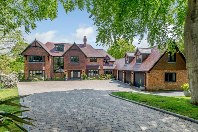 Thumbnail Detached house for sale in Top Park, Gerrards Cross, Buckinghamshire
