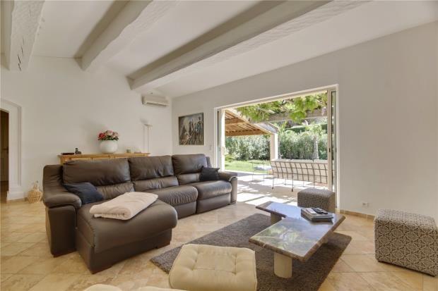 Reception Room of Saint-Tropez, Var Coast, French Riviera, 83990