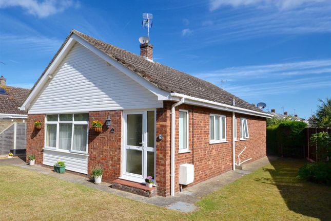 Thumbnail Detached bungalow for sale in Crest Road, Dersingham, King's Lynn