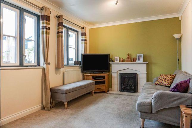 Living Room of Jubilee Road, Bradninch EX5