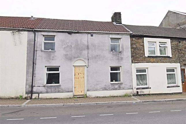 Thumbnail Terraced house for sale in Forest Road, Treforest, Pontypridd