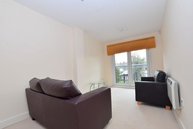 Thumbnail Flat for sale in Windsor Court, 1 London Road, Newcastle, Staffs