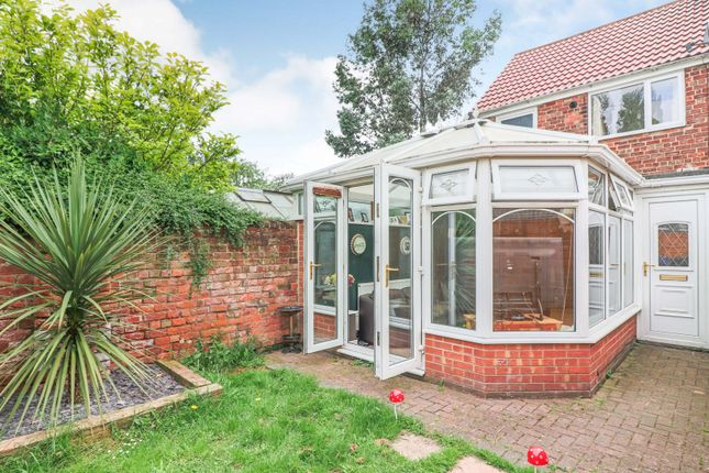 3 bed end terrace house for sale in Off Rookery Road, Healing Grimsby DN41