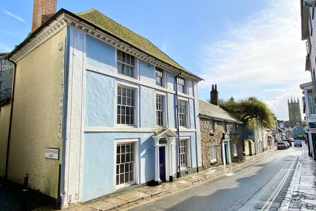 Thumbnail End terrace house for sale in Chapel Street, Penzance, Cornwall