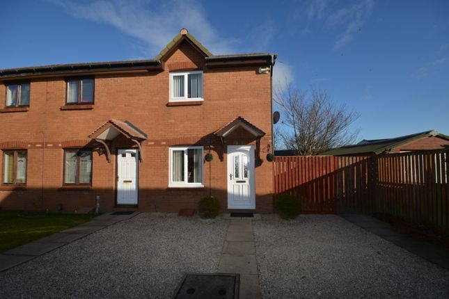 2 bed end terrace house to rent in Forge Road, Ayr, Ayrshire KA8