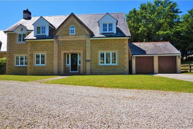 Thumbnail Detached house for sale in Tehidy Park, Camborne