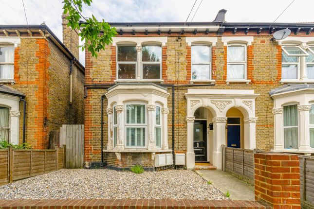 Thumbnail Flat to rent in Borthwick Road, Leytonstone