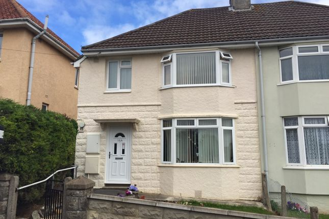 Thumbnail Flat to rent in Milton Brow, Weston Super Mare
