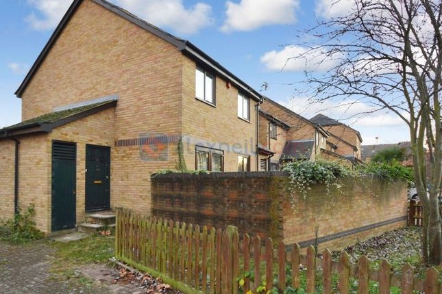Thumbnail End terrace house to rent in Surrey Water Road, London