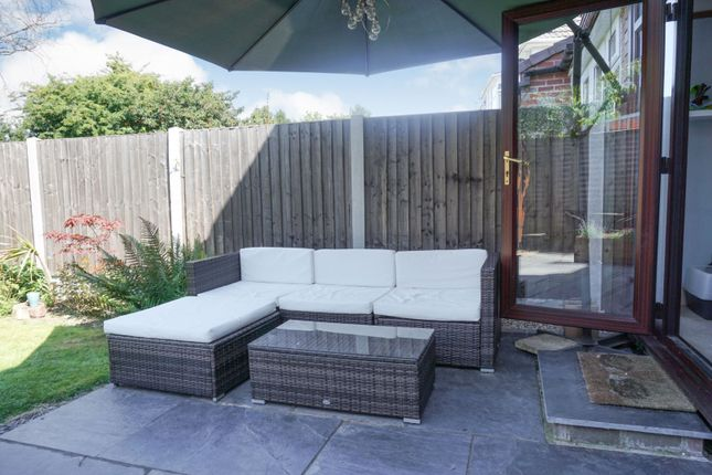 Patio of Springfield Crescent, Solihull B92
