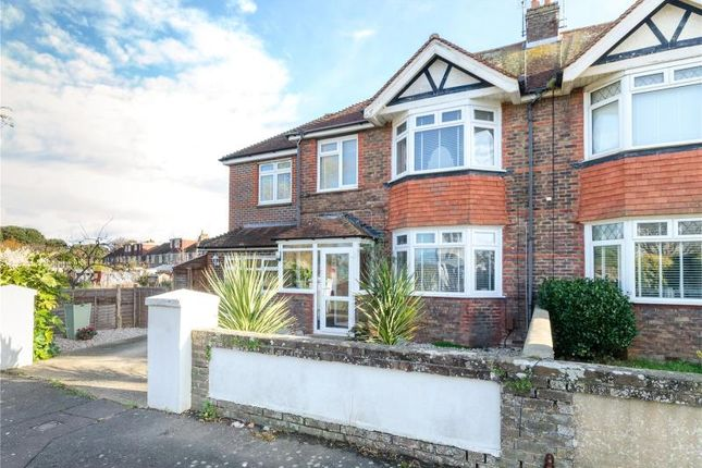 Thumbnail End terrace house for sale in George V Avenue, West Worthing, West Sussex