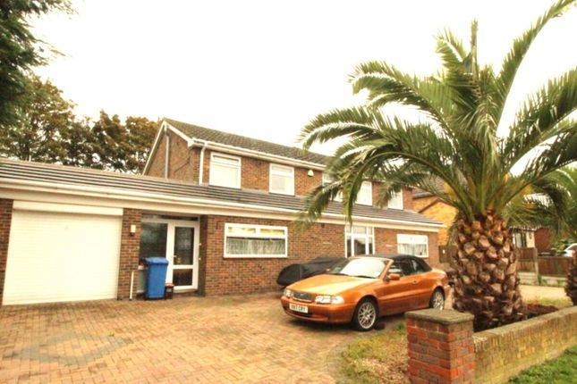 Thumbnail Detached house for sale in Bellevue Road, Minster On Sea, Sheerness