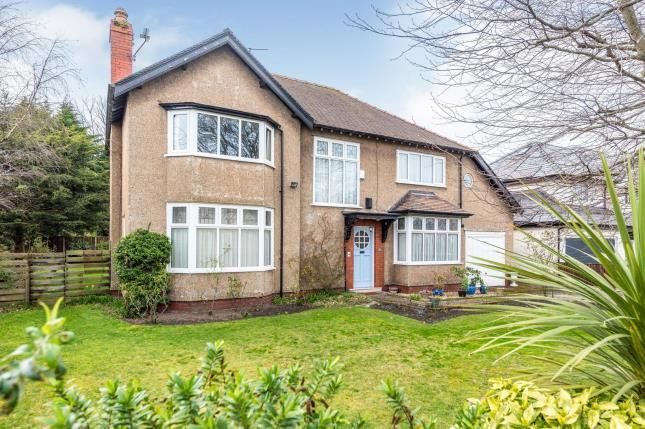 Thumbnail Detached house for sale in St Anthonys Road, Liverpool, Merseyside