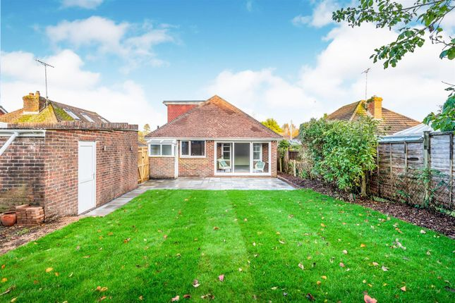 Thumbnail Detached bungalow for sale in Dale Avenue, Hassocks