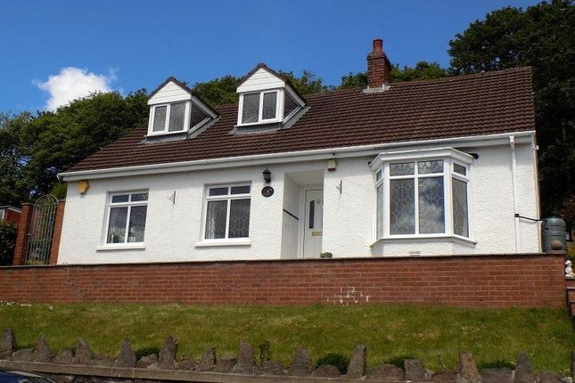 Thumbnail Detached bungalow for sale in Park Drive, Skewen, Neath, Neath Port Talbot.