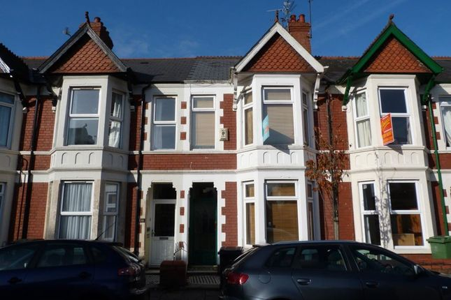 Thumbnail Property to rent in Newfoundland Road, Heath, ( 5 Beds )