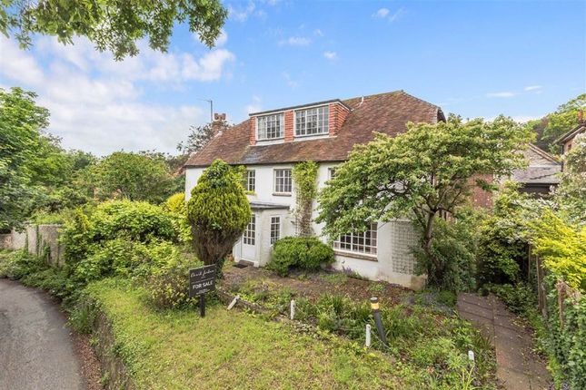 Thumbnail Detached house for sale in Bishopstone Village, Near Seaford, East Sussex