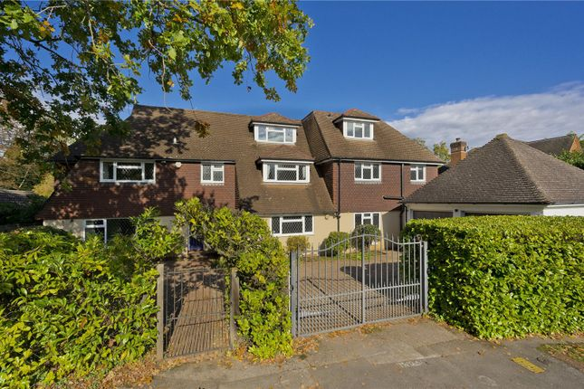 Thumbnail Detached house for sale in Lynne Walk, Esher, Surrey