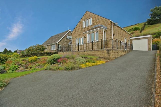 Thumbnail Detached house to rent in Cliff Road, Holmfirth