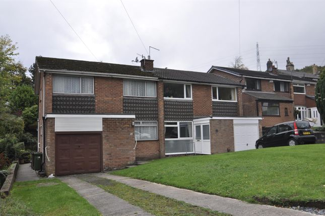 Thumbnail Semi-detached house for sale in Roe Cross Green, Mottram, Hyde