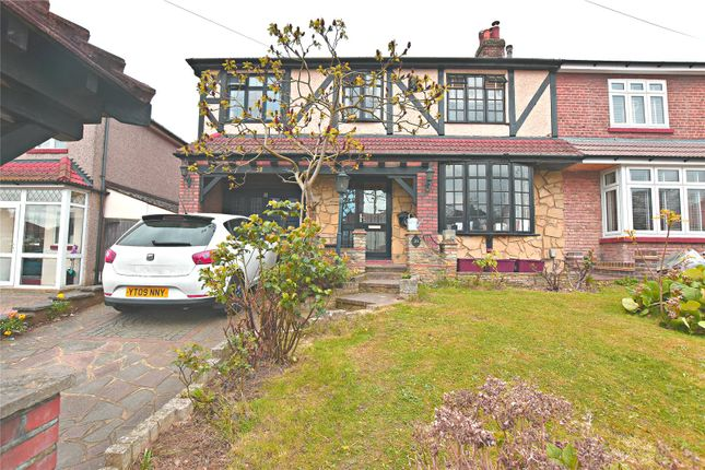 Thumbnail Property for sale in Northall Road, Barnehurst, Kent