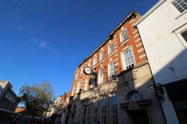 Thumbnail Flat to rent in North Street, Taunton