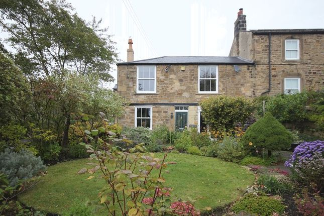 Thumbnail End terrace house for sale in Fourstones, Hexham