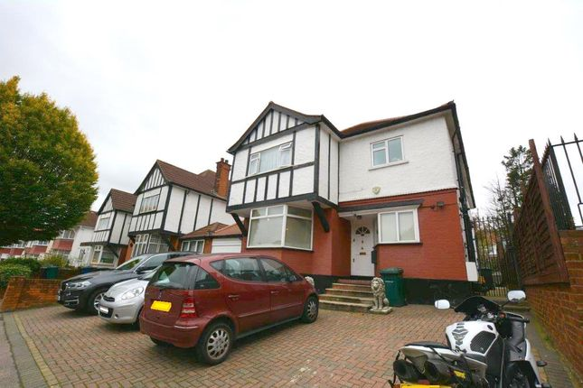 Thumbnail Detached house to rent in Rundell Crescent, London