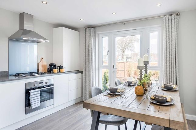 """Semi-detached house for sale in """"Coull"""" at Glasgow Road, Kilmarnock"""