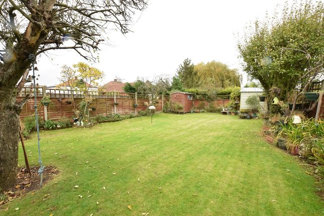 Thumbnail Detached bungalow for sale in Ewellhurst Road, Ilford
