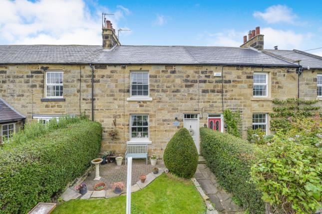 Thumbnail Terraced house for sale in Heathwaite, Swainby, Northallerton