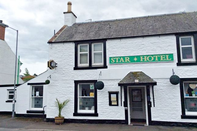 Thumbnail Hotel/guest house for sale in Main Street, Twynholm
