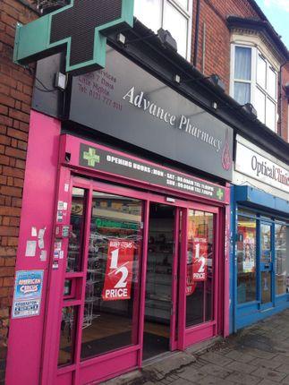 Thumbnail Retail premises to let in 839 Stratford Road, Sparkhill, Birmingham, Sparkhill, Birmingham
