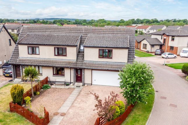 4 bed semi-detached house for sale in Macdonald Smith Drive, Carnoustie DD7