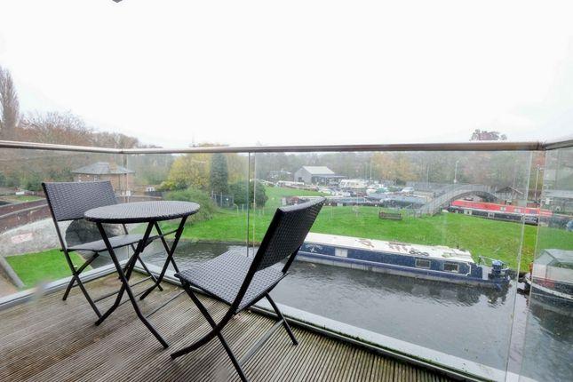 Thumbnail Flat to rent in Kings Mill Way, Uxbridge