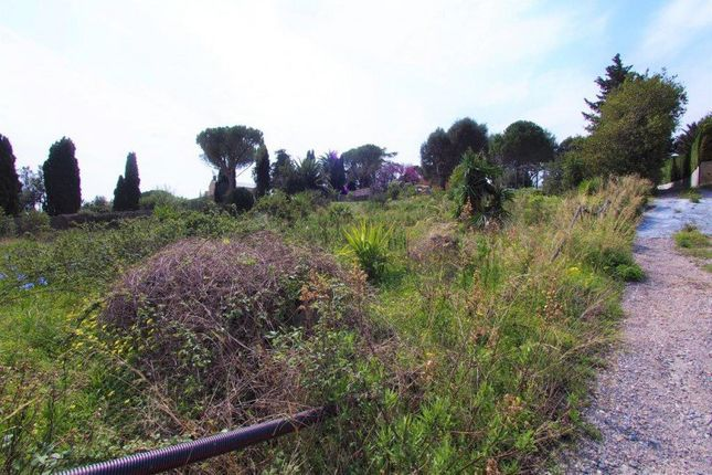 Thumbnail Land for sale in Beaulieu Sur Mer, Alpes Maritimes, France