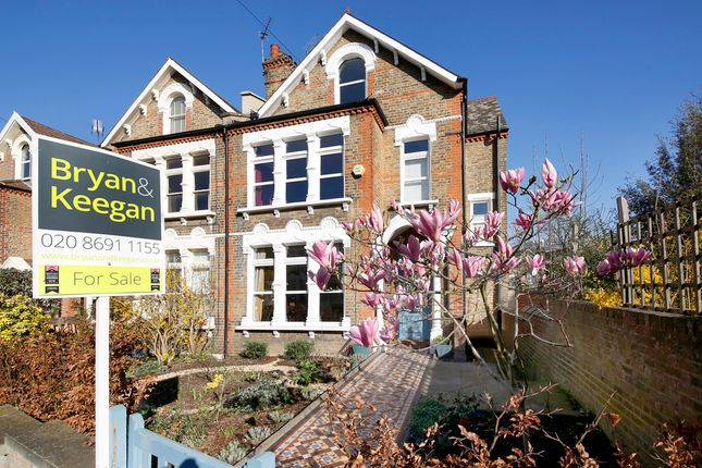 Thumbnail Semi-detached house for sale in Shell Road, Lewisham