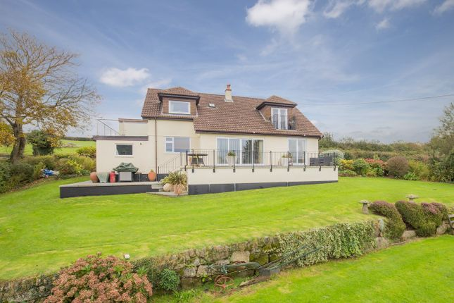 Thumbnail Detached house for sale in Furzeleigh Lane, Bovey Tracey, Newton Abbot