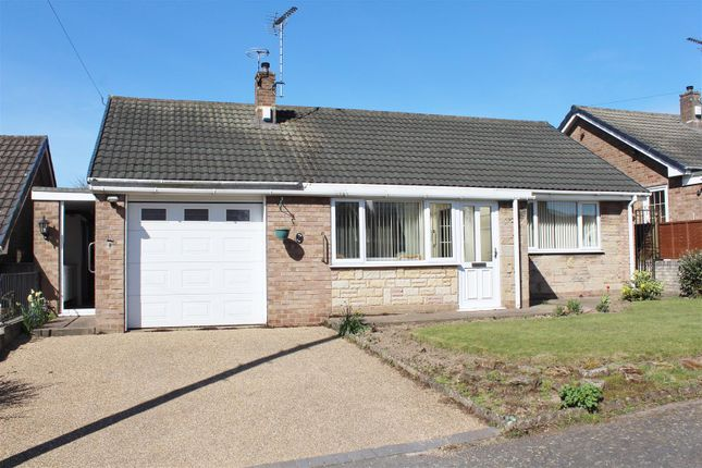 2 bed detached bungalow for sale in Manvers Crescent, Edwinstowe, Mansfield NG21