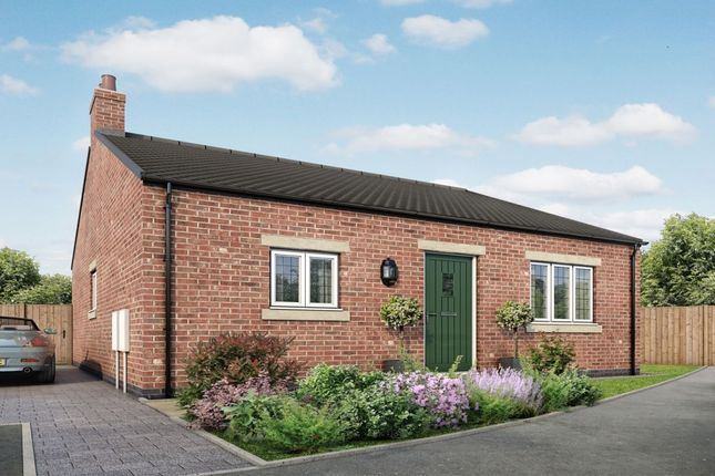 Thumbnail Bungalow for sale in Crich Common, Fritchley, Belper