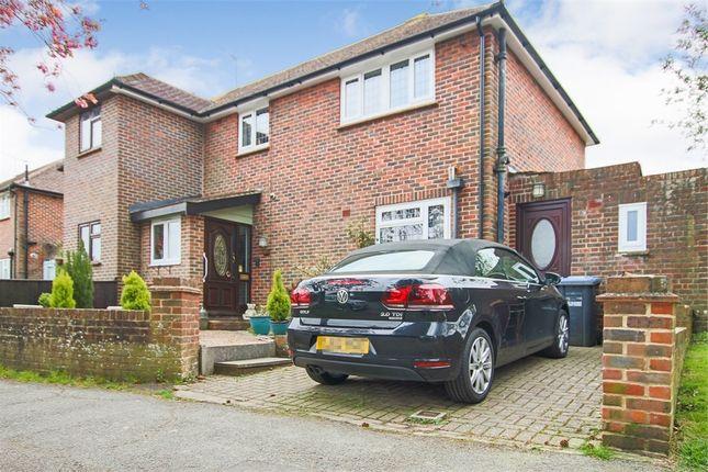 Thumbnail Semi-detached house for sale in School Lane, Ashurst Wood, West Sussex