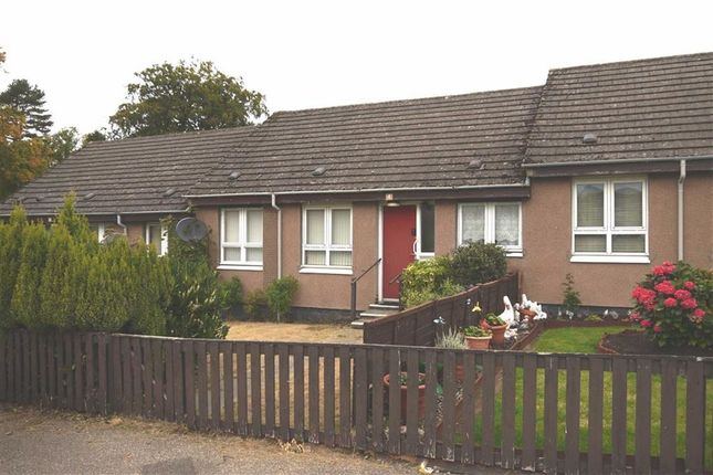 Thumbnail Terraced bungalow for sale in Maclean Court, Culloden, Inverness