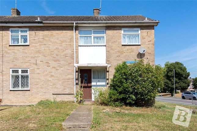 Thumbnail End terrace house for sale in Hempstalls, Lee Chapel North, Essex
