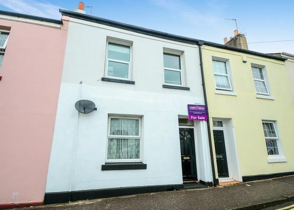 Thumbnail Flat for sale in Church Street, Torquay