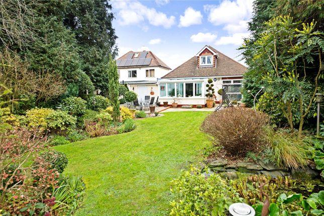 Thumbnail Detached bungalow for sale in Wilson Avenue, Rochester, Kent