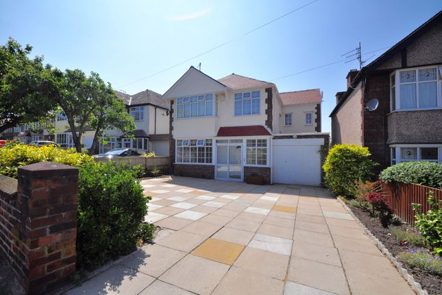 Thumbnail Detached house for sale in Claremount Road, Wallasey
