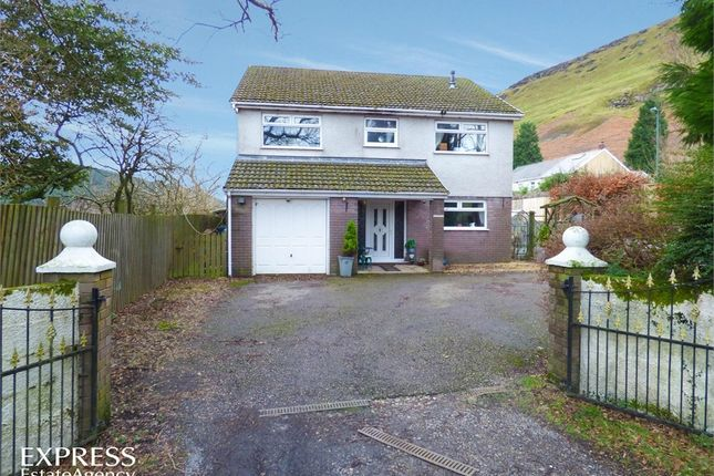 Thumbnail Detached house for sale in Pochin Villas, Tredegar, Blaenau Gwent